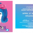 UHA presents HAIRSPRAY!!!  April 17th and 18th at 6:30 PM. Alhambra Theater