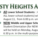 UHA Open House: