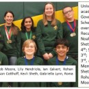 UHA Middle School Academic Team Takes 1st at District (Overall and Quick Recall)