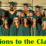 Congratulations to the Class of 2015!