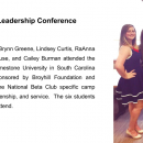 UHA Students Attend Leadership Conference