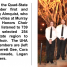 Congratulations to UHA's Quad-State Honors Choir Members!