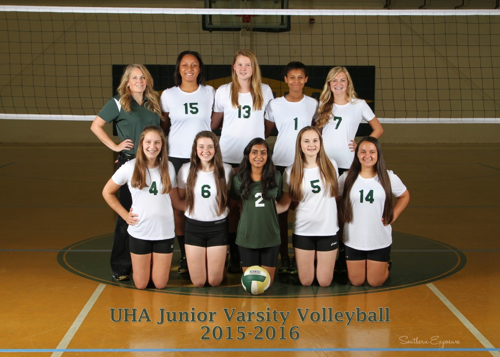 JV volley