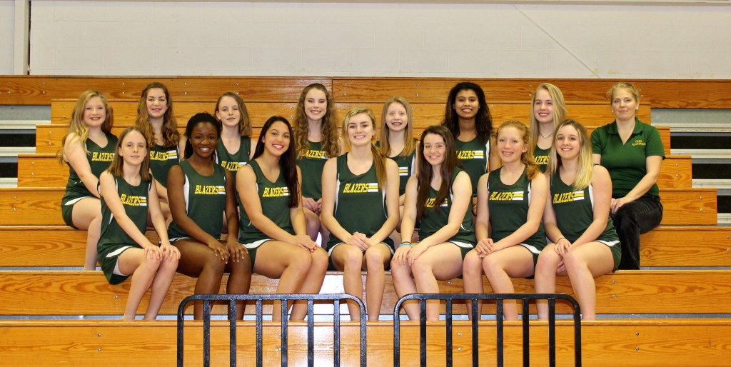 UHA track girls 2016